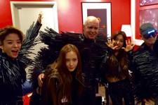 Pet Shop Boys Thank f(x) Following MAMA Collaboration Performance
