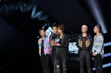 Big Bang MAMA 2015 Award