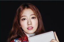 park shin hye bruno magli 2015 spring summer photos