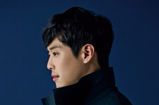 Actor Kim Jae Won the celebrity magazine december 2015 photos