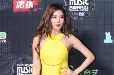2015 Mnet Asian Music Awards MAMA Red Carpet fashion