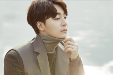 Roy Kim Embraces Autumn In Sure
