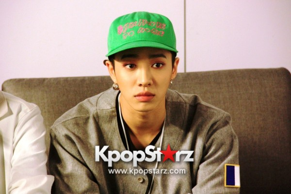 KpopStarz Interviews BEAST At 'Ordinary' Fan Meet In Singapore 2015 [PHOTOS]key=>2 count8