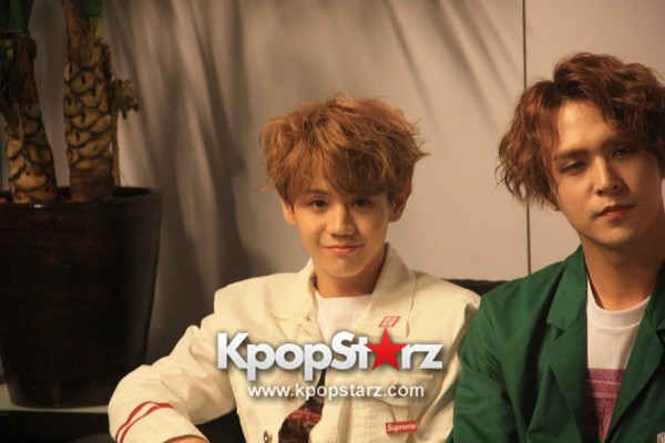 KpopStarz Interviews BEAST At 'Ordinary' Fan Meet In Singapore 2015 [PHOTOS]key=>3 count8