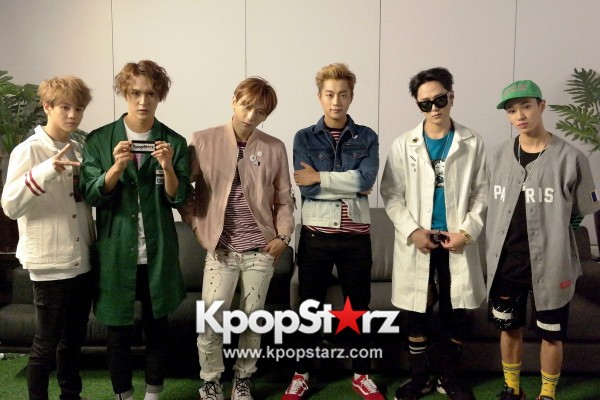 KpopStarz Interviews BEAST At 'Ordinary' Fan Meet In Singapore 2015 [PHOTOS]key=>7 count8