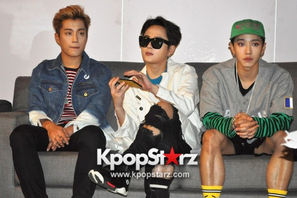 KpopStarz Interviews BEAST At 'Ordinary' Fan Meet In Singapore 2015 [PHOTOS]key=>1 count8