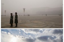 First Ever Beijing Red Alert For Smog Pollution Receives Worldwide Attention