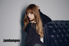 EXID's Hani Jambangee 2015 fall winter photos