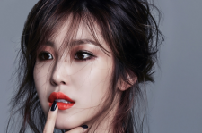 SECRET Hyosung Ceci magazine december 2015 photos