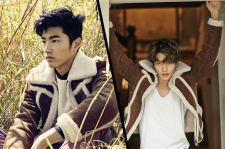 CNBLUE's Lee Jong Hyun Cosmopolitan October 2015 Photos - Park Min Hyeok L'Officiel Hommes December
