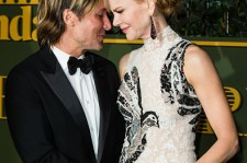 Keith Urban and Nicole Kidman at the Evening Standard Theater Awards - Red Carpet Arrivals.