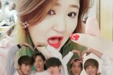 lee gook joo, b1a4