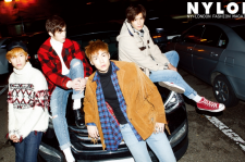 N.Flying Nylon Magazine December 2015 photos
