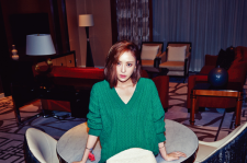 Lee Da Hee Sure Magazine December 2015 photos