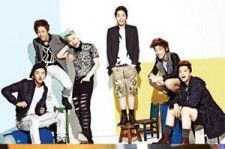 Psy-B.A.P Chosen as '2012 Music's Top Photographic Moments' at U.S. Grammy Awards