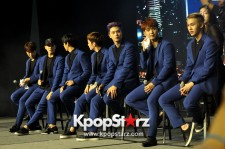 BTOB Wowed Fans at Singapore 'I Mean' Fan Meet