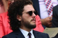 Kit Harington during day four of