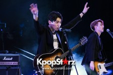 DAY6 Rocks Out In Singapore [PHOTOS]