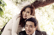 Kim Nam Joo and Kim Seung Woo Marie Claire Magazine December 2015 photos