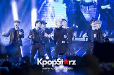 GOT7 Had 'Girls Girls Girls' Go 'Mad' At Singapore Fanmeet [PHOTOS]