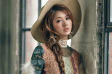 Jung So Min InStyle Magazine December 2015 photos