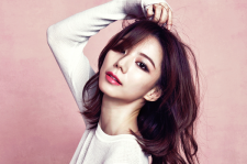 Park Soo Jin High Cut. Vol. 164 Magazine 2015 Photos