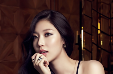 Gong Seung Yeon The Star Magazine December 2015 photos