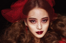 actress han ye seul elle magazine december 2015 photos