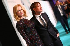 Nicole Kidman and Keith Urban at the Women In Film 2015 Crystal + Lucy Awards.