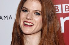 Rose Leslie at the