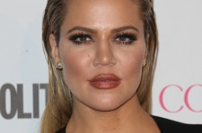 Khloe Kardashian at the Cosmopolitan Magazine's 50th Birthday Celebration.