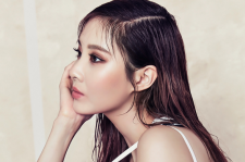 Girls' Generation Seoyhun Cosmopolitan Magazine January 2016 photos