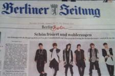 BEAST appears in Berliner Zeitung Newspaper!