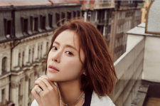 Hwang Jung Eum Elle Magazine January 2016 photos