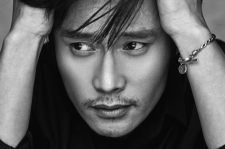 Lee Byung Hun Dazed & Confused magazine january 2015 photos