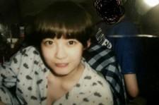 kang min kyung bowl cut