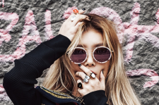 Wonder Girls Yubin Dazed & Confused January 2016 photos