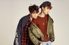 GOT7 JJ Projct JB Junior Ceci Magazine January 2015 photos