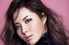 Lim Kim Cosmopolitan Magazine January 2016 photos