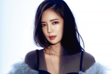 Korean actress Lee Tae Im Esquire Magazine January 2016 photos