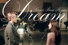Baekhyun and Suzy 'Dream' Poster