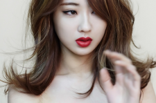 Nine Muses 9 Muses The Celebrity Magazine January 2016 photos