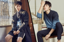 Go Kyung Pyo Instyle Magazine January 2016 Photos Ji Chang Wook @Star1 September 2014 Photos