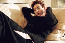 Lee Soo Hyuk Marie Claire Magazine January 2016 photos
