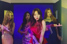 Dal Shabet Are Tough Gun-Wielding Beauties in 4-Member Comeback Music Video