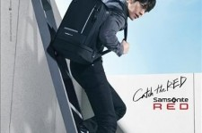 Kim Woo Bin lands endorsement deal with Samsonite