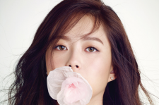 Korean Actress Go Ara Ceci January 2016 Photos