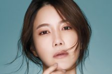 Lee Ji Ah InStyle Magazine January 2015 Photos