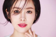 Han Ji Min Marie Claire Magazine January 2016 Photos Lancôme's Spring 2016
