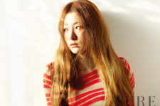 Red Velvet Seulgi Sure Magazine January 2016 Photos Fashion Style